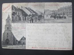 AK GALGOCZ HLOHOVEC 1900 //  D*11168 - Slovacchia