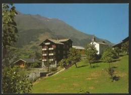 GRÄCHEN Ferienlager RITTINEN St. Niklausen 1989 - VS Valais