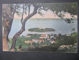 AK PREKO Kod ZADRA Zara Zadar 1910 //  D*11190 - Croatie