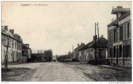 51 -DAMERY-La Chaussée-Café Hôtel De L´Avenue - France