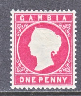 GAMBIA  13   * - Gambia (...-1964)