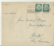 DE 1934 CV + BRIEFE HAGEN - Covers & Documents