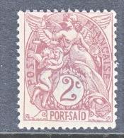PORT  SAID 19   * - Port Said (1899-1931)