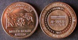 MONNAIE De PARIS  AUTUN  Musée Rolin  La Tentation D'EVE Gislebertus XIIème   2013  PORT OFFERT - Monnaie De Paris