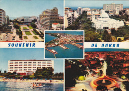 AFRIQUE,AFRIKA,AFRICA,SEN EGAL,multi Vue,city,hotel,DAKAR,multivue Ancienne - Sénégal