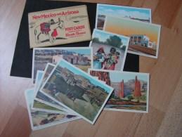 == Mexiko Arizona Set 10 Orig, Cards  Aprxc. 1930 * - Mexique