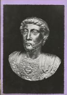 MARC-AURELE - Buste En Or - Musée Romain Avenches - Sculptures