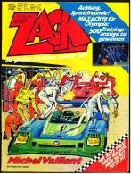 Comics Zack  ,  Nr. 2  Vom 10.1. 1980  ,  Koralle Verlag - Books, Magazines, Comics
