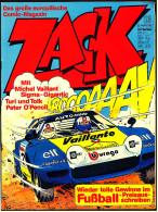 Comics Zack  ,  Nr. 13 Vom 20.3. 1980  ,  Koralle Verlag - Books, Magazines, Comics