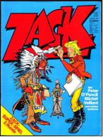 Comics Zack  ,  Nr. 15 Vom 3.4. 1980  ,  Koralle Verlag - Books, Magazines, Comics