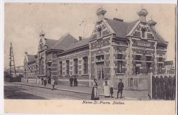HAINE-SAINT-PIERRE : Station - Gare - La Louvière