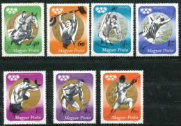 UNGARN   - Mi.Nr.    2847 -  2853        -  Postfrisch - Ungarn