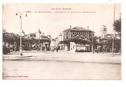 St. Jean De Luz -L'Entrée De La Ville--(Réf.9217) - Saint Jean De Luz