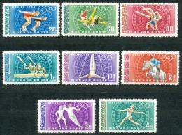 Ungarn  Mi.Nr.    2434  -  2441   -     -postfrisch - Ungarn