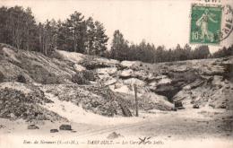 77 ENV DE NEMOURS DARVAULT LES CARRIERES DE SABLE - France