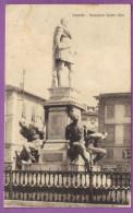 LIVORNO - MONUMENTO QUATTRO MORI Circulé 1918 - Livorno
