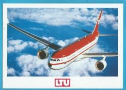 C.P.M. Airbus A 330 - 300 - LTU