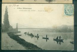 N°5  -  L'oise Pittoresque - CONFLANS- Fin-d´Oise - Brume Du Matin  -  Dav84 - Conflans Saint Honorine