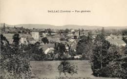CPA  SAILLAC - Autres Communes