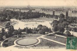 75 PARIS - Vue Prise Du Pavillon De Flore - Altri Monumenti, Edifici