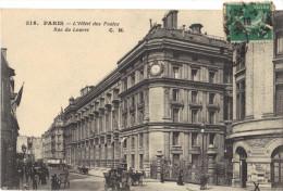 75 PARIS - L´Hôtel Des Postes Rue Du Louvre - Altri Monumenti, Edifici
