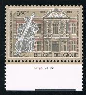 Année 1982 - COB 2034** - N° De Planche  -  Cote 0,40 - 1981-1990