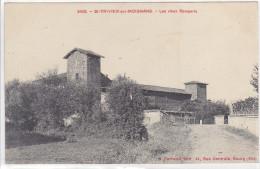 SAINT TRIVIER SUR MOIGNANS, Les Vieux Remparts - Autres Communes