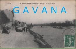 78 CONFLANS-SAINTE-HONORINE - Le Quai De Seine - Conflans Saint Honorine
