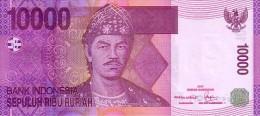 INDONESIE   10 000  Rupiah  Emission De 2005   Pick 143      ***** BILLET  NEUF ***** - Indonésie