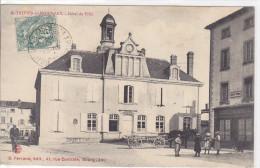 SAINT TRIVIER SUR MOIGNANS, Hotel De Ville - Autres Communes