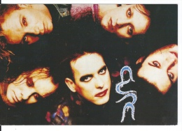 CPSM  The Cure - Musique Et Musiciens