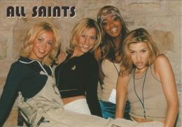 CPSM  All Saints - Musique Et Musiciens