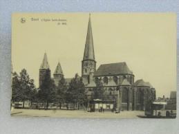 Gand L'Eglise Saint Jacques Gent - Gent