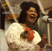 * LP *  MAHALIA JACKSON - THE WORLD'S GREATEST GOSPEL SINGER (Holland 1955 EX-!!!) - Gospel & Religiöser Gesang