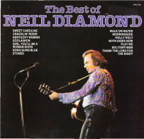 * LP *  THE BEST OF NEIL DIAMOND (England 1987) - Rock