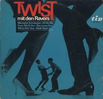 * LP *  TWIST MIT DEN RAVERS (Germany 1965 Collector's Item!!!) - Rock