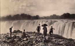 1900 CIRCA -  VICTORIA FALLS THE MAIN FALLS - Afrique Du Sud