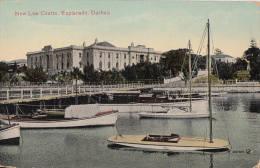 1900 CIRCA - DURBAN - NEW LAW COURTS, ESPLANADE - Afrique Du Sud