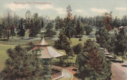 1900 CIRCA - PIETERMARITZBURG ALEXANDRA PARK - Afrique Du Sud