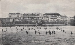1900 CIRCA - DURBAN OCEAN BEACH - Afrique Du Sud