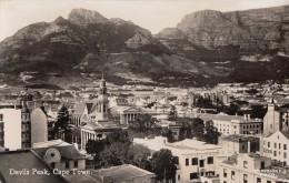 1900 CIRCA - CAPE TOWN DEVIL'S PEAK - Afrique Du Sud