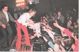 CLAUDE FRANCOIS En Tournée Novembre 1972 - Chanteurs & Musiciens