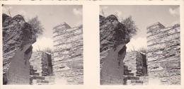 Bulgaria - Historical Romania - Cap Caliacra - Sf. Niculae Tomb - Stereoscopic Photo 125x65mm - Stereoscopische Kaarten