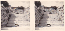 Bulgaria - Historical Romania - Balcic - Stereoscopic Photo 125x65mm - Stereoscopische Kaarten