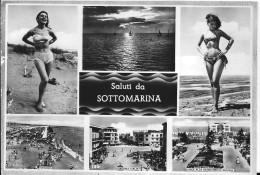 Sottomarina - VE - Saluti Multifoto - Venezia