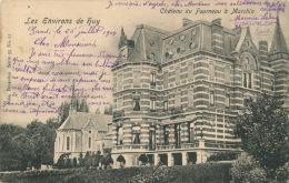 BELGIQUE - Les Environs De HUY - Château Du Fourneau à MARCHIN - Huy