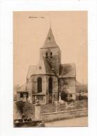 27347  -    Opwijk  Kerk  Wagen - Opwijk