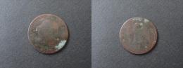 1855 W ANCRE - 5 CENTIMES NAPOLEON III TETE NUE - FRANCE - C. 5 Centimes