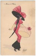 PLUM - Avenue De L'Opéra - AVT Série 118 - 1 - Chapeau - Mode - Fashion
