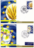 2 Maxi Card: EUROPA ( 2005); AS - Maximum Cards